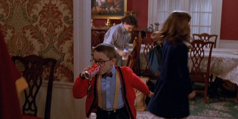 Кадр из фильма Один дома.
