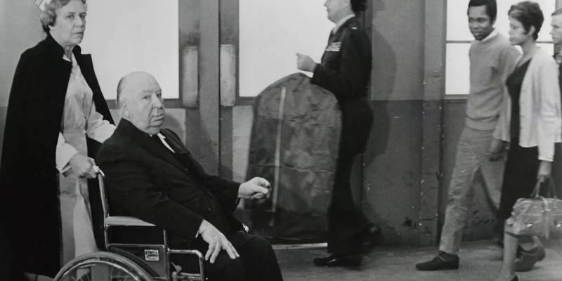 Альфред Хичкок (фото).