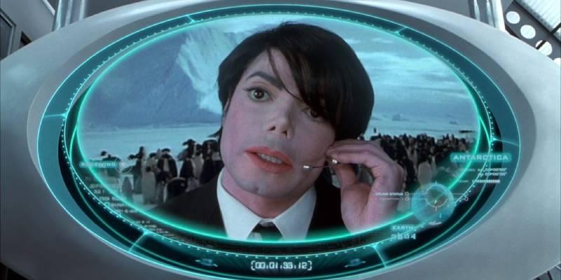 Майкл Джексон (фото).